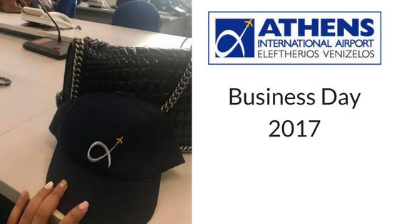 Business Day : Athens InternationalAirport