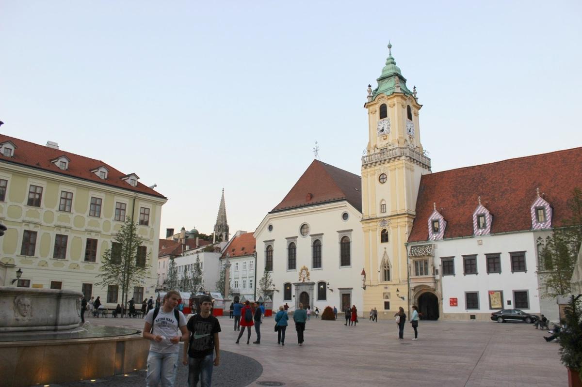 5 λόγοι για να επισκεφτείς την Μπρατισβλάβα.